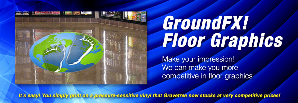 GroundFX! Floor Graphics
