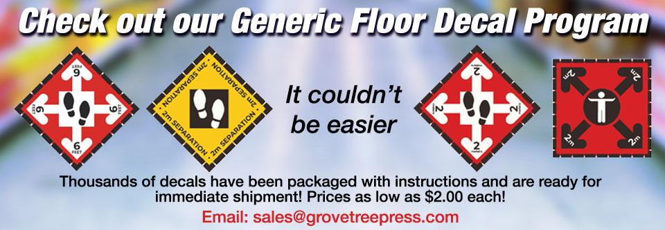 Generic Floor Decal Program